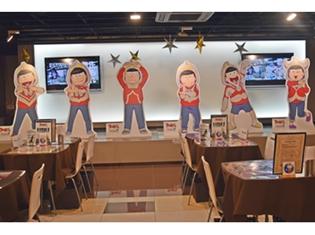 """まさに""""ウルトラ級""""のコラボカフェが開催中! 『おそ松さん』と『ウルトラマン』がコラボした、『ウル松さん』のコラボカフェをレポート!"""