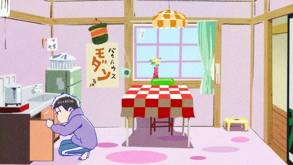 『おそ松さん』第2期、第15話の先行場面カット到着