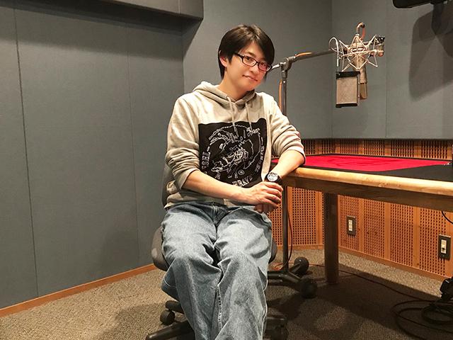 『Dear Birthday』水瓶座・下野紘から音声コメントが到着