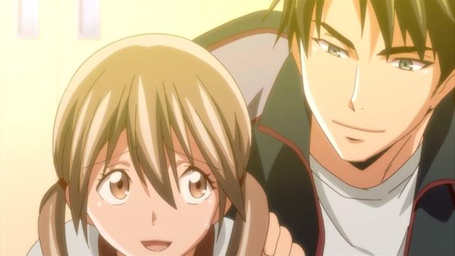 『25歳の女子高生』第10話「それってヤキモチ?」の先行カット公開! エンドカードは『イケメンヴァンパイア』の山田シロ先生!-3