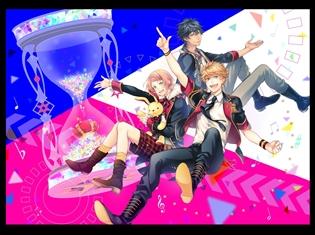 大人気アプリゲーム『アイ★チュウ』3rdフルアルバム『fleur』が4月4日に発売決定! 大人気ユニット「Alchemist」のソロライブも開催