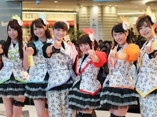 『i☆Ris』15thシングル発売記念リリースイベントを開催!3曲のミニライブに1,500人のファンが熱狂!
