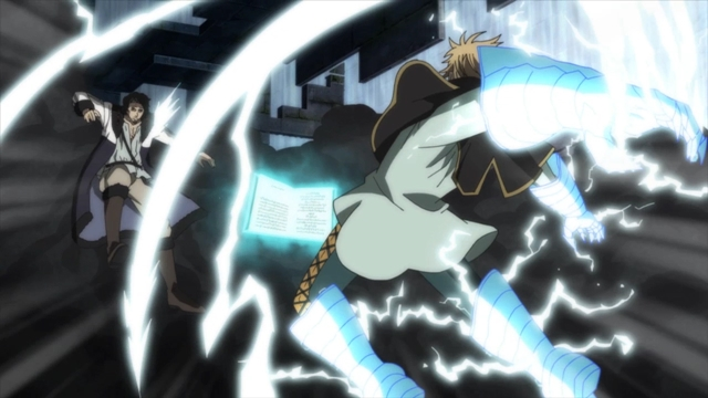 TVアニメ『ブラッククローバー』第64話「運命の赤い糸」より先行場面カット&あらすじ到着! アスタや仲間のため、バネッサの秘めた力がついに目覚める-5