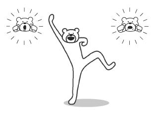 人気キャラ『けたたましく動くクマ』のCVは杉田智和さん! 動く&ボイス付きLINE公式スタンプが配信スタート