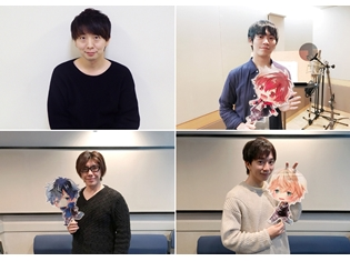 「おとどけカレシ-More Love-」第1弾と「君恋シグナル」第1弾が同時発売! 木村良平さん・古川慎さんら声優陣の公式インタビューも大公開