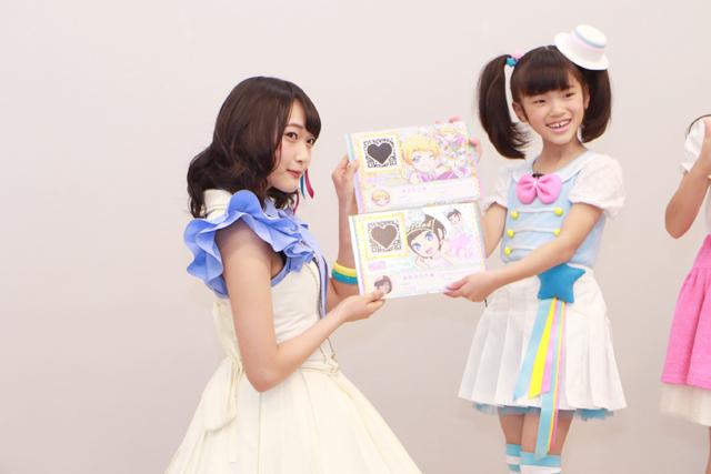 TVアニメ『キラッとプリ☆チャン』第39話先行場面カット・あらすじ到着!みらいはアンジュを前に自分の夢と憧れを語り出して……-7