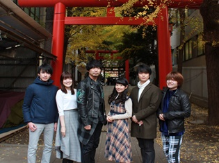 内田雄馬さん、加隈亜衣さん、田丸篤志さんの出演も決定! 『かくりよの宿飯』メイン声優陣からコメント到着