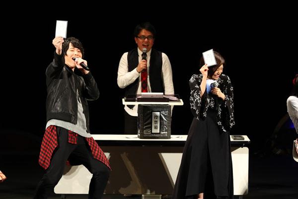 『賭ケグルイ』SPイベント「私立百花王学園文化祭」開催! イベントレポートをお届け!