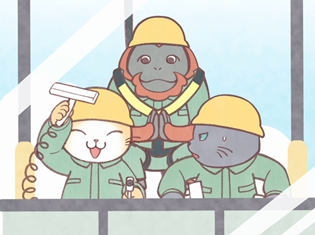 TVアニメ『働くお兄さん!』の第5話場面カット&あらすじが到着! ワンダーフェスティバル2018[冬]にてスペシャルイベントも実施決定
