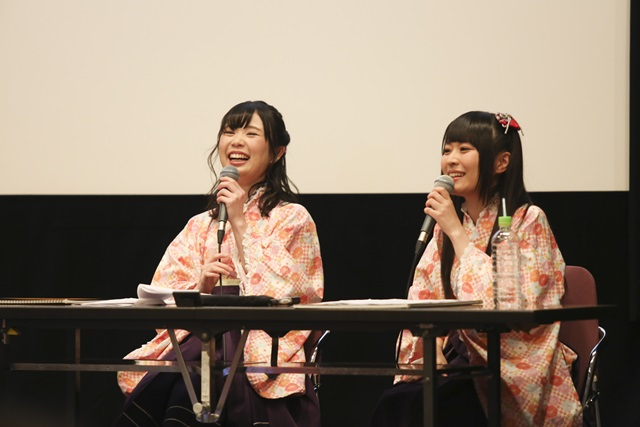 『温むす』「YUKEMURI FESTA Vol.8」第1部レポート
