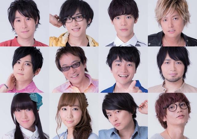 『AD-LIVE 2016』TV初放送!鈴村健一からコメント到着