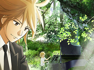 TVアニメ『ピアノの森』に斉藤壮馬さん、諏訪部順一さん、花江夏樹さんらが出演決定! キービジュアルも到着