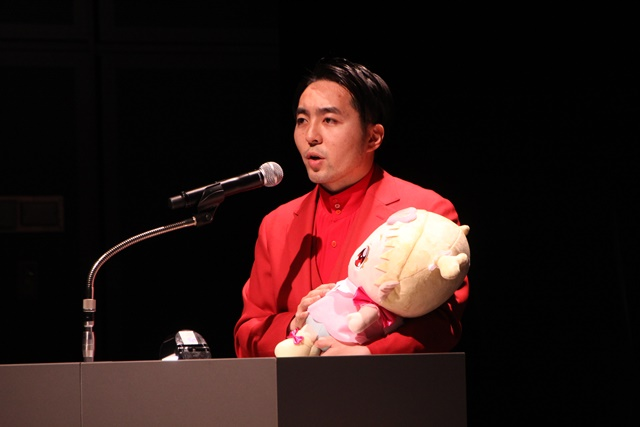 ▲ABCアニメーション・梅田和沙プロデューサー