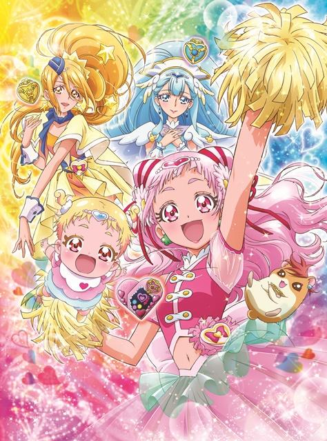 『映画HUGっと!プリキュア(ハート)ふたりはプリキュア オールスターズメモリーズ』Blu-ray&DVDが2019年3月6日(水)に発売決定-12