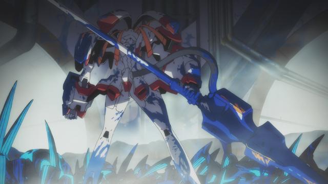 『ダーリン・イン・ザ・フランキス』TVアニメ第21話 Play Back:叫竜の姫の協力を得たヒロ・ゼロツーが真の敵・VIRMと衝突し――-9