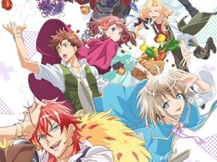 石川界人さん、斉藤壮馬さんなど豪華声優陣で話題のTVアニメ『ダメプリ ANIME CARAVAN』と、アニメイトカフェがコラボ決定!