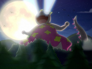 ゴジラのように大きな「巨大がんこ」&美少女姿になった「萌えがんこ」が登場! 『がん がん がんこちゃん』新シリーズが放送開始!