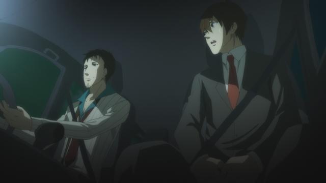 TVアニメ『博多豚骨ラーメンズ』第10話「ショートストップ」の先行場面カットが到着! 華九会の進来は、大陸からやってきた腕利きの殺し屋を雇う-4