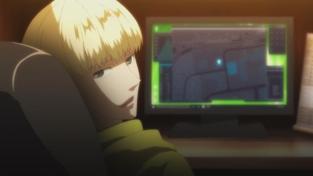 TVアニメ『博多豚骨ラーメンズ』第10話「ショートストップ」の先行場面カットが到着! 華九会の進来は、大陸からやってきた腕利きの殺し屋を雇う-6