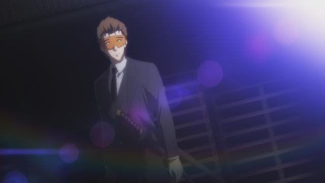TVアニメ『博多豚骨ラーメンズ』第10話「ショートストップ」の先行場面カットが到着! 華九会の進来は、大陸からやってきた腕利きの殺し屋を雇う-3
