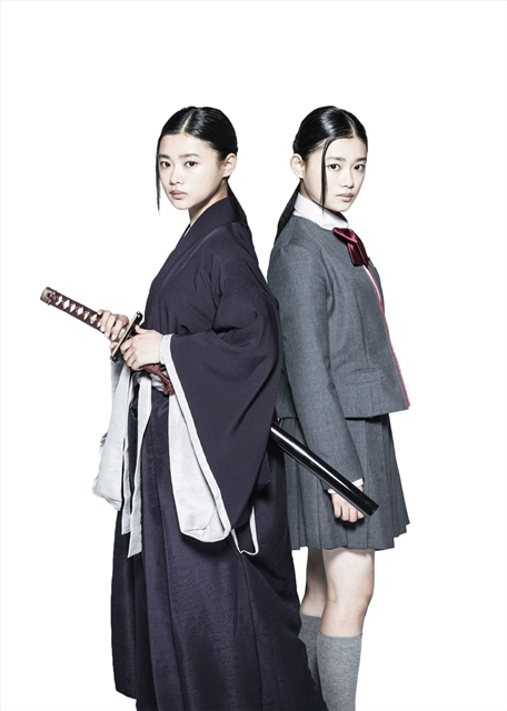朽木ルキア 役:杉咲花