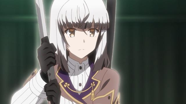 『刀使ノ巫女』第6話「人と穢れの狭間」より、先行場面カット到着