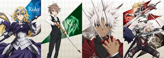 『Fate/EXTRA Last Encore』&『Fate/EXTELLA LINK』の合同フェアがアニメイトとゲーマーズで開催-8