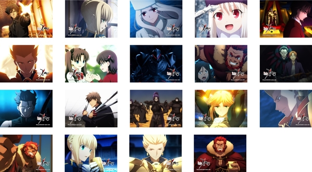 『Fate/EXTRA Last Encore』&『Fate/EXTELLA LINK』の合同フェアがアニメイトとゲーマーズで開催-23