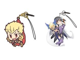 『Fate』シリーズ発売予定のストラップラインナップを紹介! つままれストラップやラバーストラップ、アクリルストラップなど