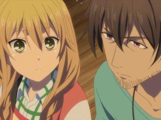 TVアニメ『citrus』第6話よりあらすじ&場面カットが到着! 芽衣の父親である藍原翔が帰国し、初対面の柚子は困惑してしまい……