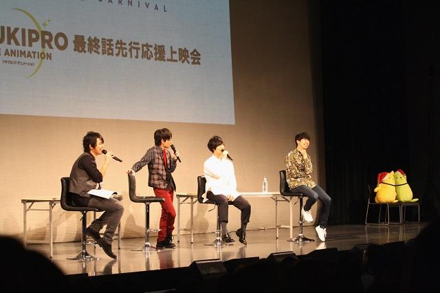『TSUKIPRO THE ANIMATION』第12話にアニメイト池袋本店が登場!? アニメイトで『プロアニ』をもっと楽しめるフェアやアイテムを紹介!-5