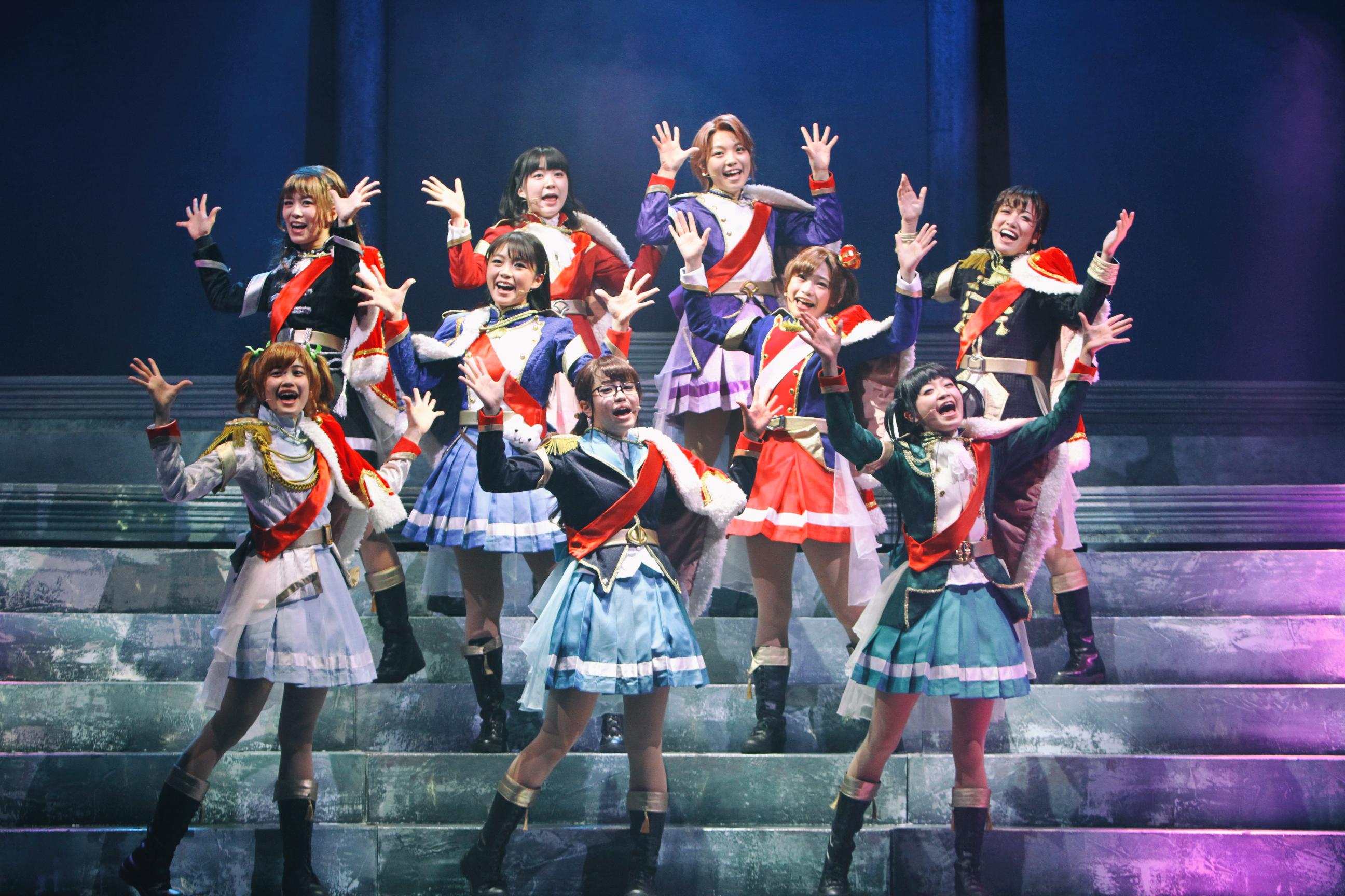 「少女☆歌劇 レヴュースタァライト ―The LIVE―」#1 revival千秋楽をレポート