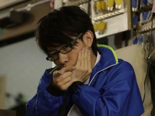 ドラマ『#声だけ天使』第5、6話の声優陣の登場シーン先行場面カットが公開!豊永利行さんが登場! 第4話の田中真弓さんのオフショットも公開!