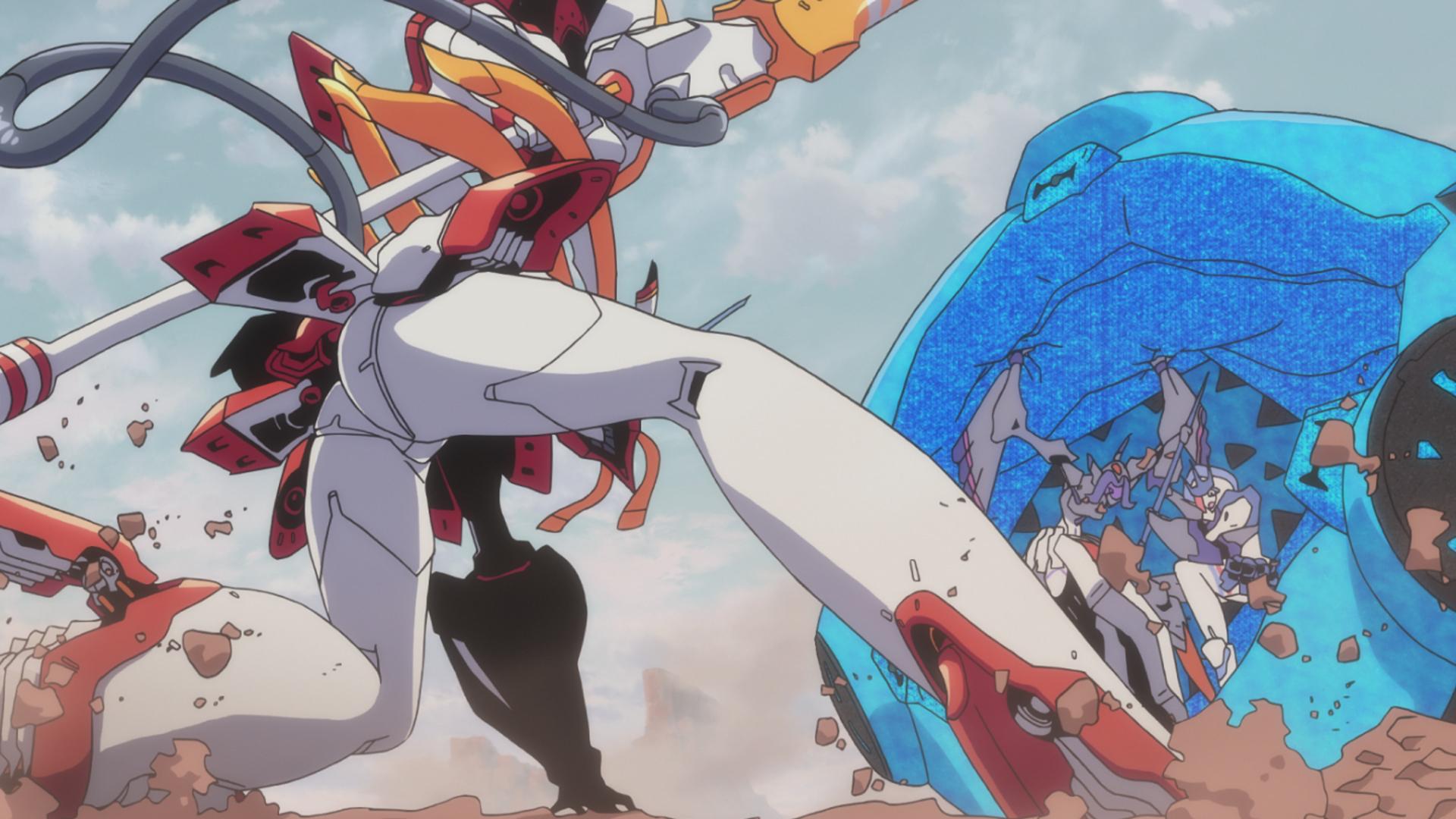 ダリフラ Tvアニメ第4話 Playback アニメイトタイムズ