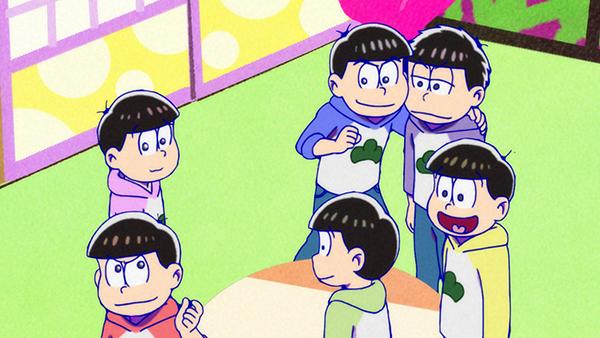 『おそ松さん』第2期・第19話「ふくわ術」「バレンタインデー」ほかの先行カット公開!6つ子はどうやって2/14をのりきるのか?の画像-7