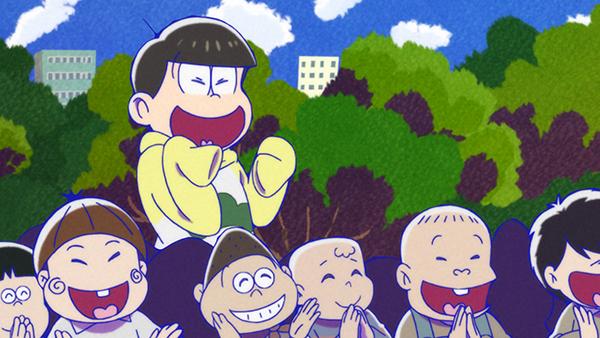 『おそ松さん』第2期・第19話「ふくわ術」「バレンタインデー」ほかの先行カット公開!6つ子はどうやって2/14をのりきるのか?