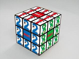 dTV×『おそ松さん』プレゼントキャンペーン、2月19日よりスタート! 6がつくドコモショップ6店舗で、「6面パズル」が計666名様に当たる