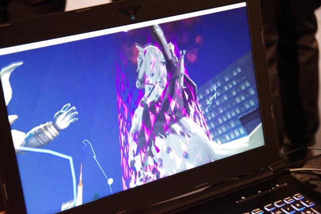 小林裕介さんがメガキンの姿で登場!? 最新情報盛りだくさんだった『D×2 真・女神転生』スペシャルステージをレポ【TGS2018】-8