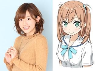 『One Room』第2期、高橋李依さん演じる新キャラ「七橋御乃梨」を発表! 主人公とは兄妹のような関係性の女の子
