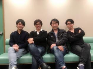 ドラマCD「STAND BY YOU」収録現場より、佐藤拓也さん、関智一さん、新垣樽助さん、榎木淳弥さんインタビューが到着