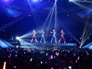"""「あんさんぶるスターズ! DREAM LIVE -1st Tour """"Morning Star!""""-」を2月23日にWOWOWで独占放送!"""
