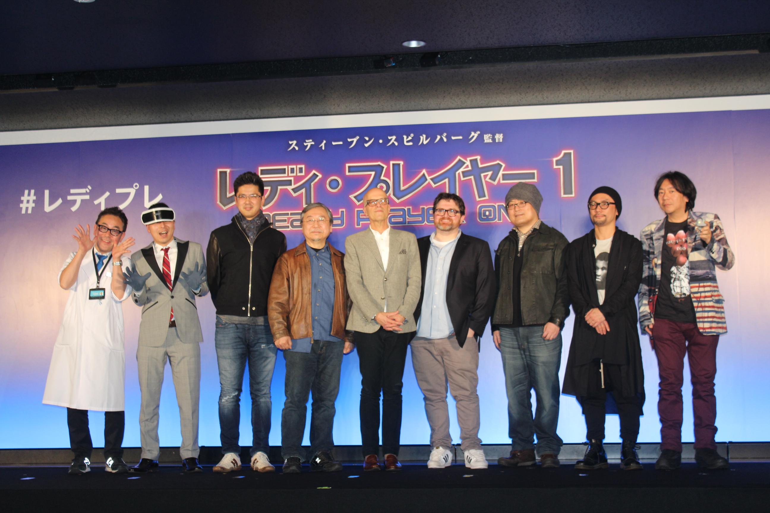 映画『レディ・プレイヤー1』セレブレーションイベントレポ