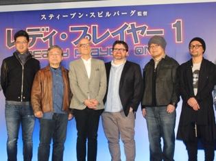 映画『レディ・プレイヤー1』セレブレーションイベントレポートーー『カウボーイビバップ』のソードフィッシュⅡやハローキティの登場も明らかに!