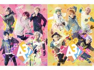 舞台「MANKAI STAGE『A3!』~SPRING & SUMMER 2018~」キービジュアル&全公演情報解禁!