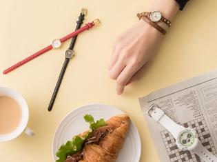 『あんさんぶるスターズ!』より、「紅月」「Valkyrie」「Switch」「MaM」をイメージしたコラボ腕時計第3弾が登場!