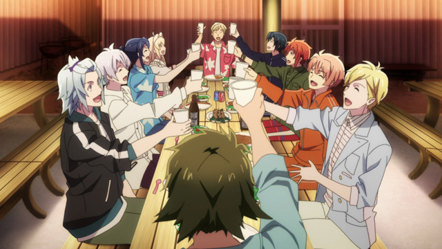 『アイナナ』第9話「大切な時間」の先行場面カット公開!