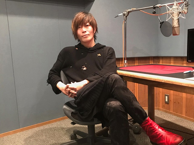 『Dear Birthday』谷山紀章さんから音声コメントが到着