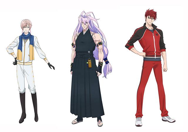 続『刀剣乱舞-花丸-』第8話に新刀剣男士が登場