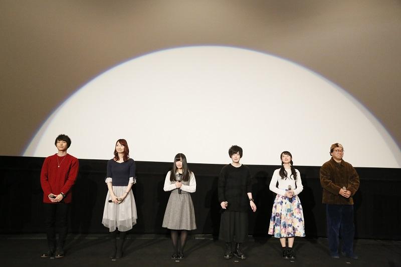 『ダリフラ』舞台挨拶付き上映会より声優陣のコメント到着