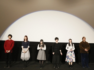 TVアニメ『ダーリン・イン・ザ・フランキス』舞台挨拶付き一挙上映会より、上村祐翔さん、戸松遥さんら声優陣のコメントが到着